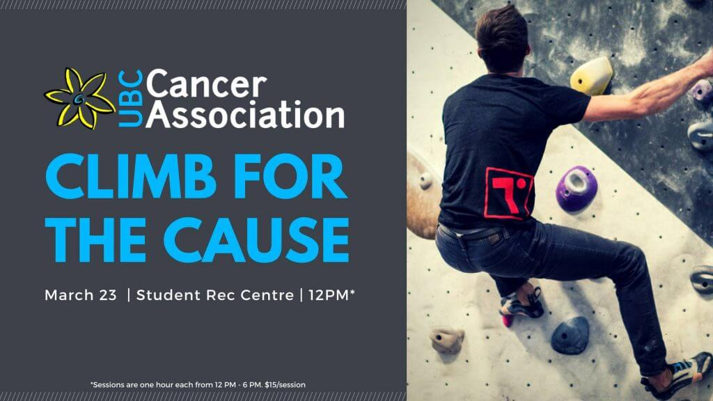 Climb for the Cause