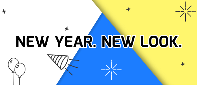 New year, new changes.
