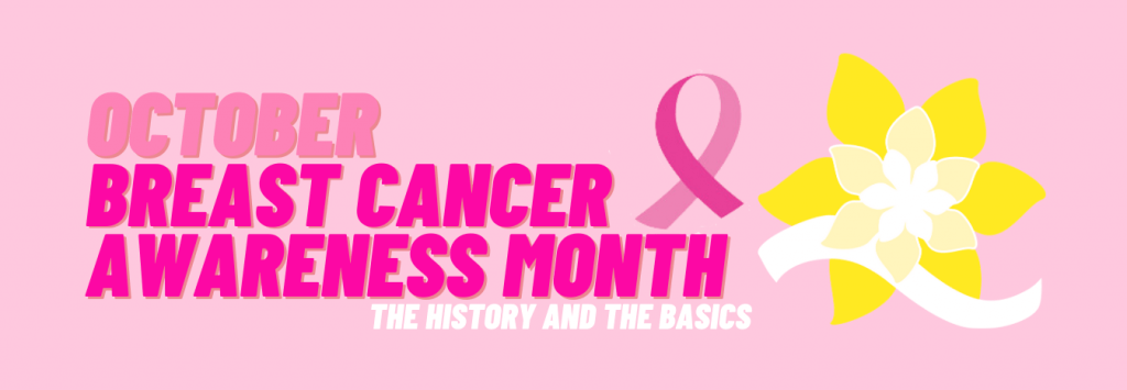 October: Breast Cancer Awareness Month, the History & the Basics
